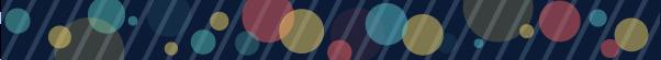 ストライプと丸の組み合わせライン素材 2