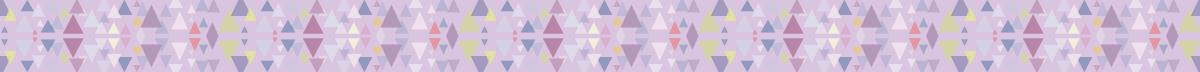 インパクトのある三角の組み合わせライン素材