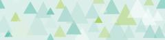 薄味の三角の組み合わせマスキングテープライン