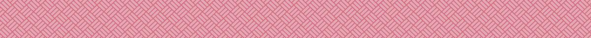 斜めの算木崩しの罫線素材