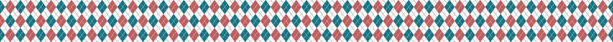 細かいパターンのアーガイル柄のライン素材