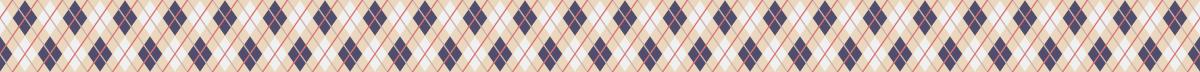 カラフルなアーガイルの罫線ライン素材 3